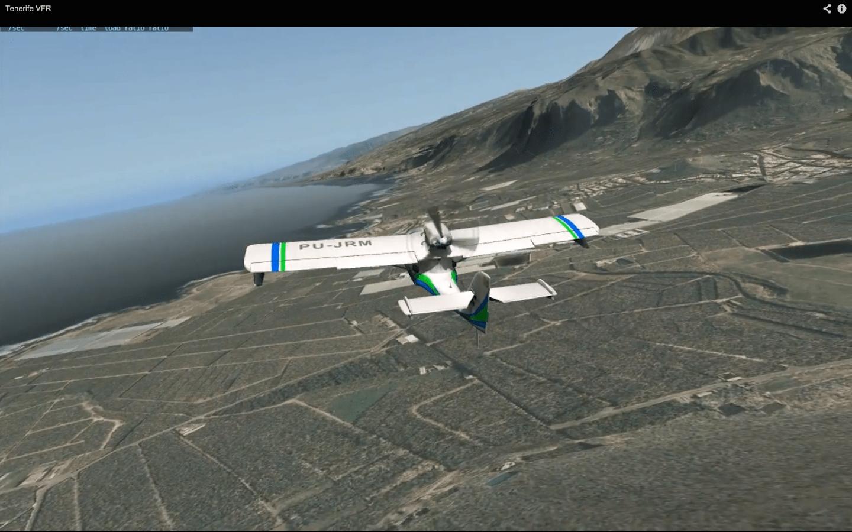 Tenerife VFR