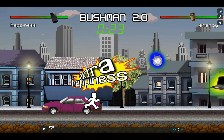 Bushman 2.0
