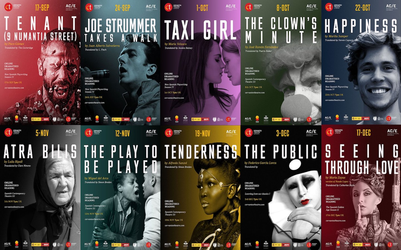 Cervantes Theatre Autumn Season 2020