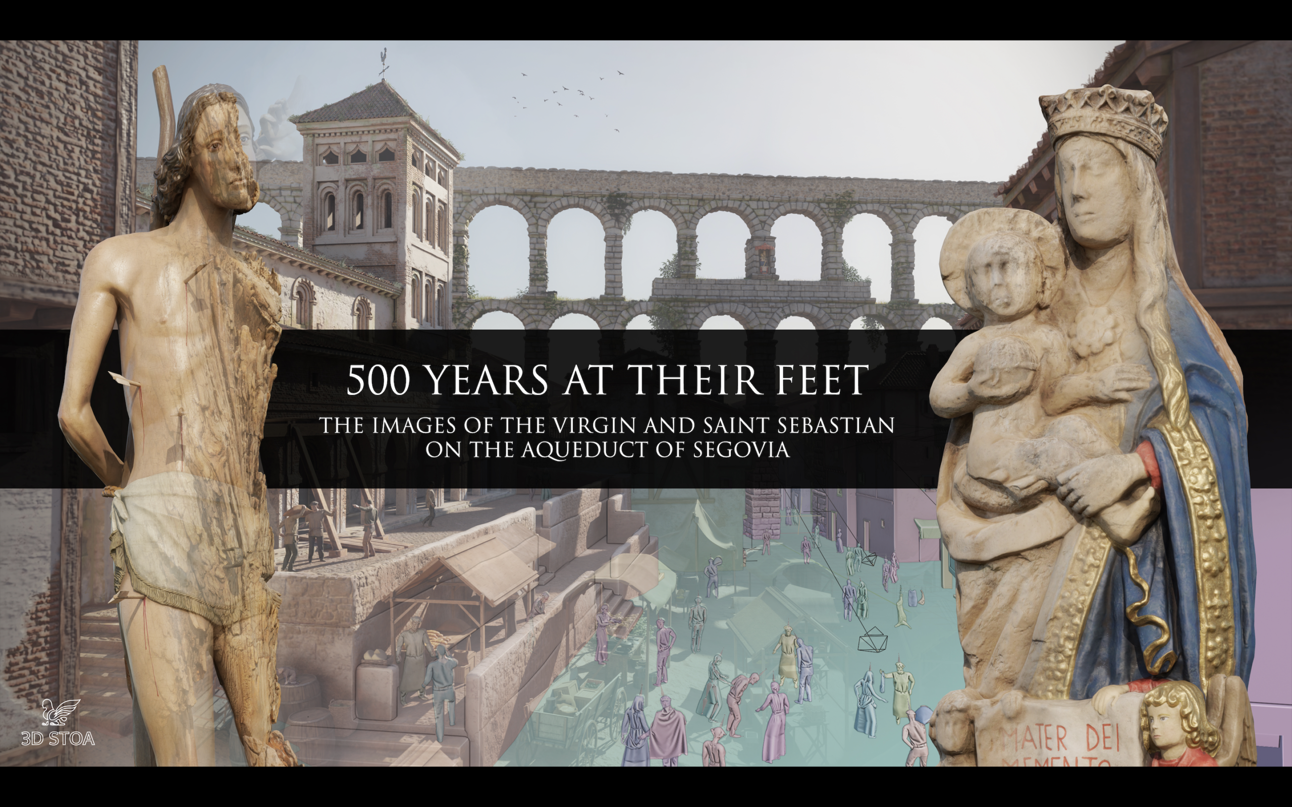 500 Years At Their Feet