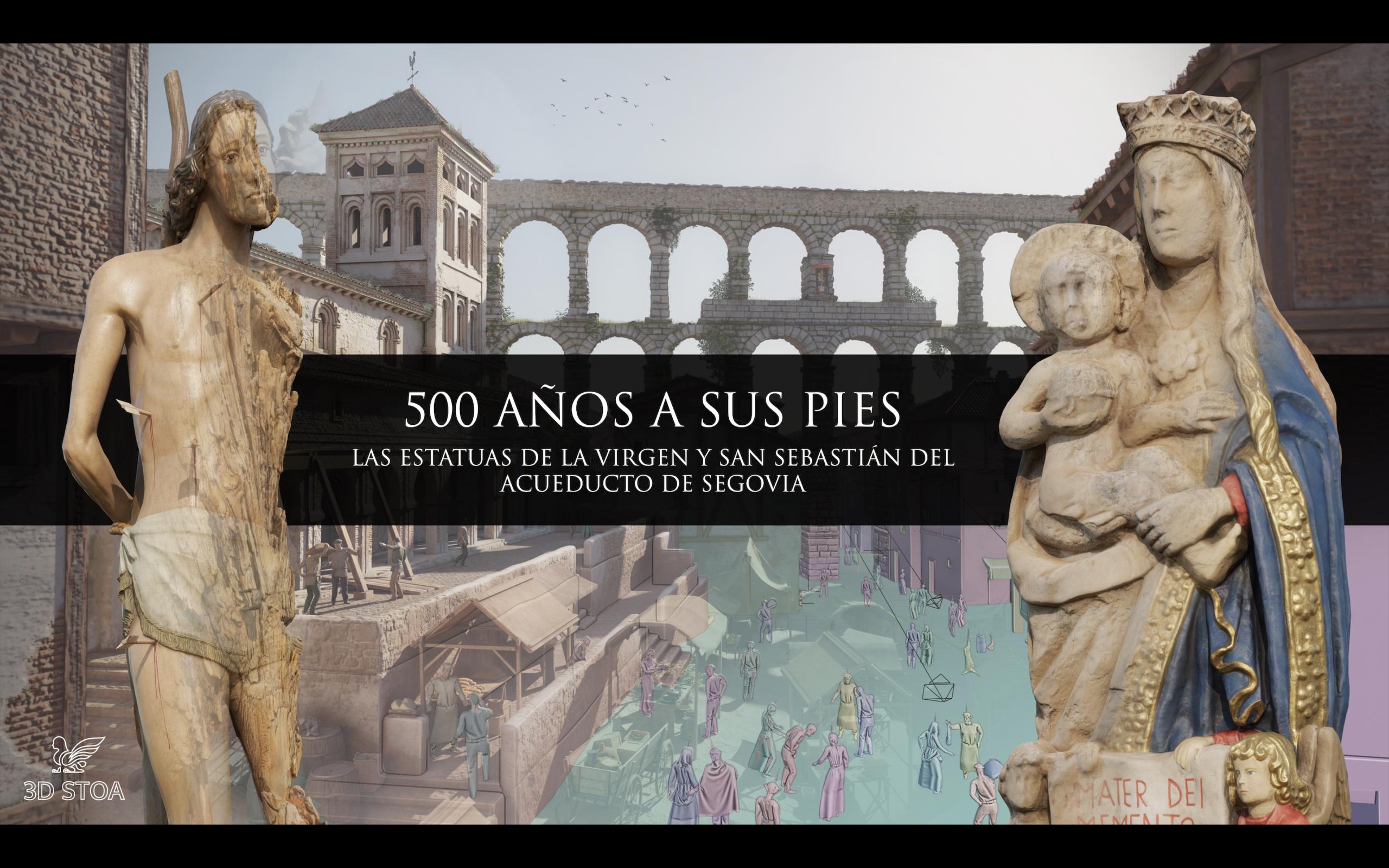 Azoguejo 1520 -SPANISH